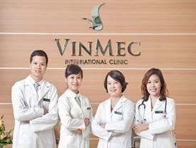 Bệnh viện đa khoa Vinmec Vinhomes Nguyễn Chí Thanh