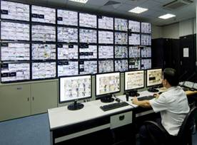 Security control system Vinhomes Nguyen Chi Thanh