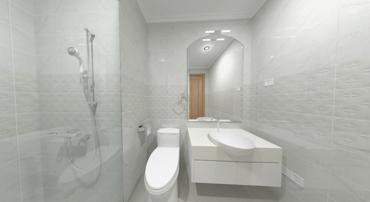 Bathroom Vinhomes Nguyen Chi Thanh